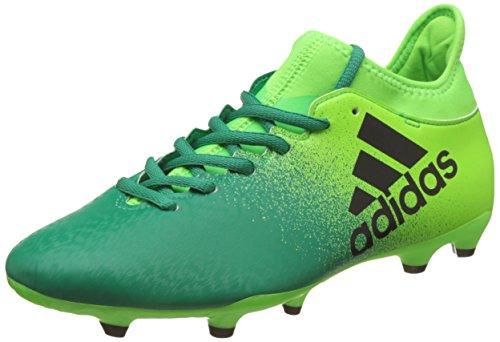 Adidas X 16.3FG Herren Fußballschuh, grün–(Versol/negbas/Vol) 391/3