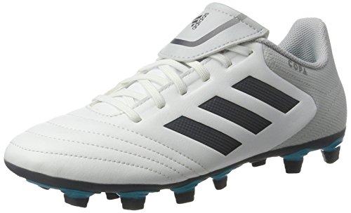 adidas Herren Copa 17.4 Fxg Fußballschuhe, Weiß (Footwear White/Onix/Clear Grey), 44 EU