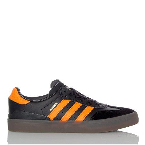 Adidas BUSENITZ VULC SAMBA EDITION Größe 8 CBLACK/NATURA/BORANG