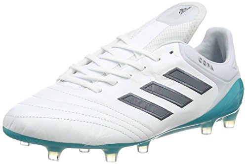 adidas Herren Copa 17.1 FG Fußballschuhe, Grau (Clear Grey/Footwear White/Onix), 44 EU