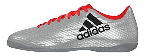 adidas Herren X 16.4 in Fußballschuhe, Plata (Plamet / Negbas / Rojsol), 44 2/3 EU