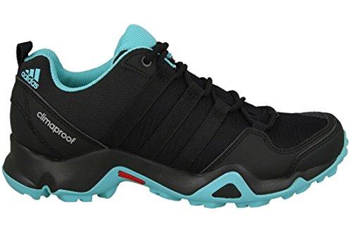 adidas Damen AX2 CP W Joggingschuhe, Nero (Negbas/Negbas/Mensen), 39 EU