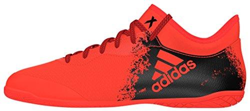 adidas Herren X 16.3 Court Fußballschuhe, Rojo (Rojsol / Negbas / Rojsol), 48 2/3 EU