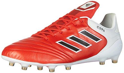 adidas Copa 17.1 FG, Herren Fußballschuhe, Rot (Rosso Rojo/negbas/ftwbla), 43 1/3 EU