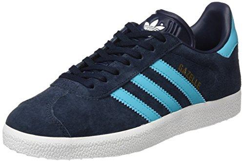 adidas Herren Gazelle Laufschuhe, Blau (Legend Ink/energy Blue/footwear White), 38 EU