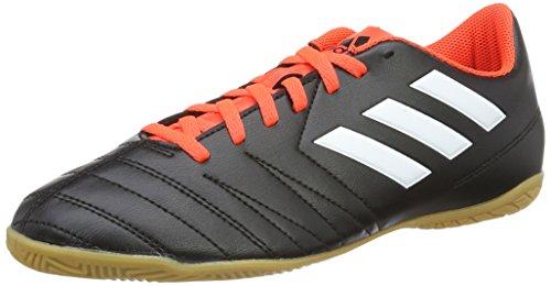 Adidas Herren Copaletto in Fußballschuhe, Schwarz (Schwarz/Weiß/Rot), 45 1/3 EU