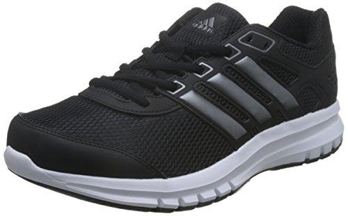 adidas Herren Duramo Lite M Laufschuhe, Schwarz (Core Black/Iron Met./Ftwr White), 44 EU