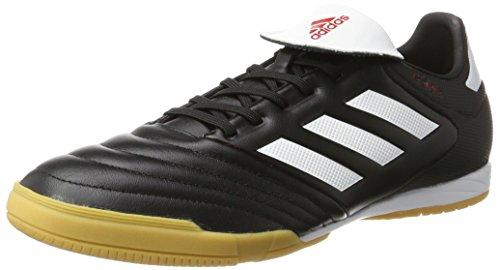 Adidas Herren Copa 17.3 in Fußballschuhe, Mehrfarbig (Core Black/Ftwr White/Core Black), 44 2/3 EU