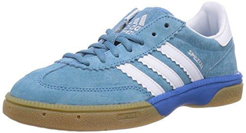 adidas HB Spezial, Unisex-Erwachsene Handballschuhe, Blau (Royal/Core White/Ftwr White), 42 EU (8 Erwachsene UK)