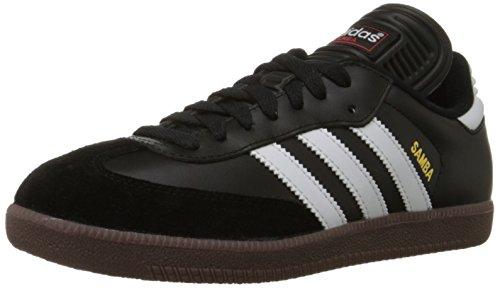 Adidas Samba Classic Black White Mens Trainers Size 44 2/3 EU