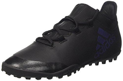 Adidas Herren X Tango 17.3 TF Fußballschuhe, Mehrfarbig (Core Black/Core Black/Core Black), 43 1/3 EU