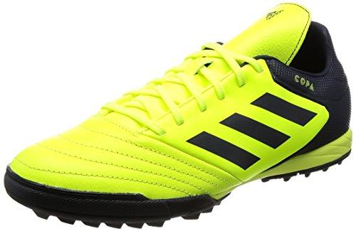 adidas Herren Copa Tango 17.3 Tf Fußballschuhe, Mehrfarbig (Solar Yellow/Legend Ink F17/Legend Ink F17), 47 1/3 EU