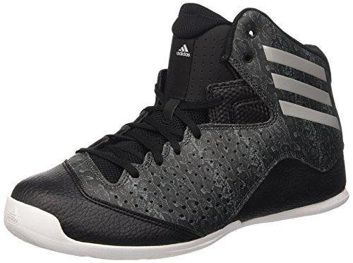 adidas Herren Nxt Lvl Spd IV Basketballschuhe, Black (Negbas / Grpulg / Ftwbla), 40 2/3 EU