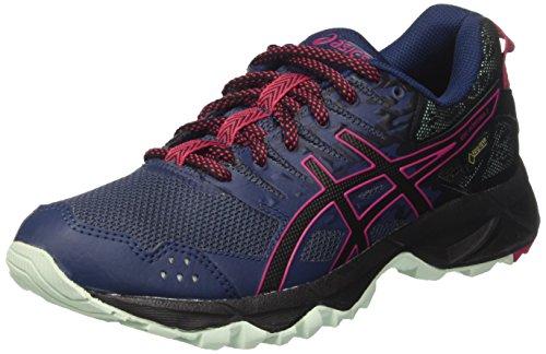 Asics Damen Gel-Sonoma 3 G-Tx Joggingschuhe, Blau (Insignia Blue/Black/Cosmo Pink), 38