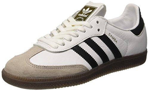 Blackgum38 Samba Og Whitecore Eu Low HalsElfenbeinftwr Damen Sneaker Adidas jA45LR