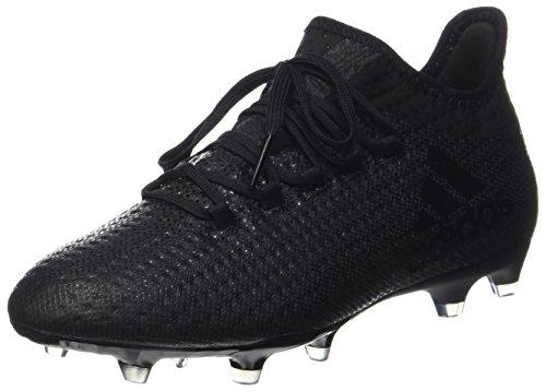 Adidas Herren X 17.2 FG Fußballschuhe, Mehrfarbig (Core Black/Core Black/Utility Black F16), 42 EU