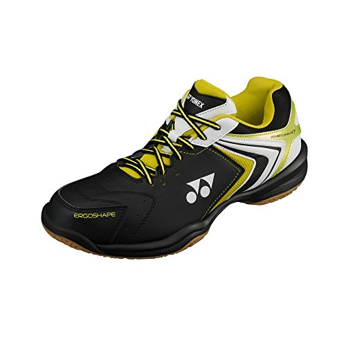 Yonex , Herren Badmintonschuhe, gelb – lime – Größe: 43