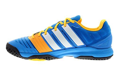 Adidas Adipower Stabil 11 M29601 Herren Handballschuhe / Indoorschuhe Blau 39 1/3