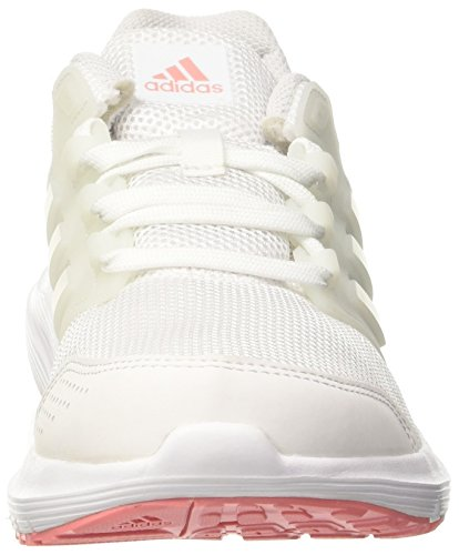 adidas Damen Galaxy 4 Laufschuhe, Weiß (Footwear White