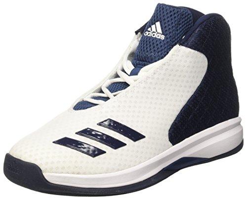 adidas Herren Court Fury 2016 Basketball Turnschuhe, Azul (Maruni / Ftwbla / Azumin), 41 1/3 EU