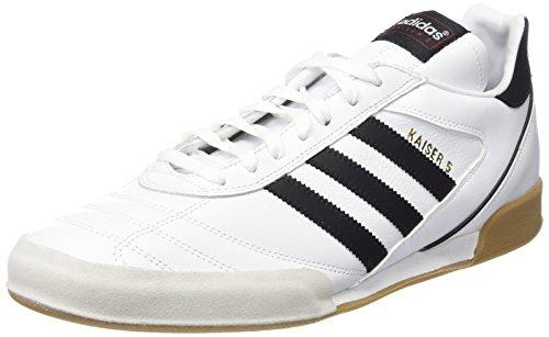 adidas Kaiser 5 Goal, Herren Fußballschuhe, Weiß (running White Ftw/black), 44 EU EU