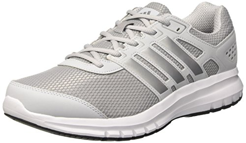 adidas Damen Duramo Lite W Joggingschuhe, Core Black/Night Met./Ftwr White, Grau (Mid Grey S14/silver Met./clear Grey S12), 42 2/3 EU