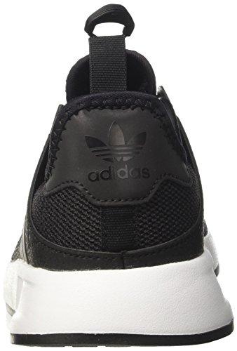 adidas Jungen X_PLR Laufschuhe, Schwarz (Core BlackCore