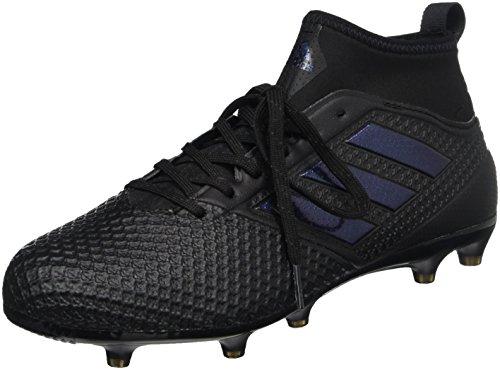 adidas Herren Ace 17.3 FG Fußballschuhe, Schwarz (Core Black/Core Black/Utility Black), 44 EU