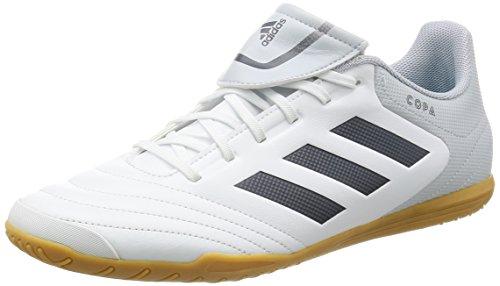 adidas Herren Copa 17.4 in Fußballschuhe, Weiß (Footwear White/Onix/Clear Grey), 42 EU