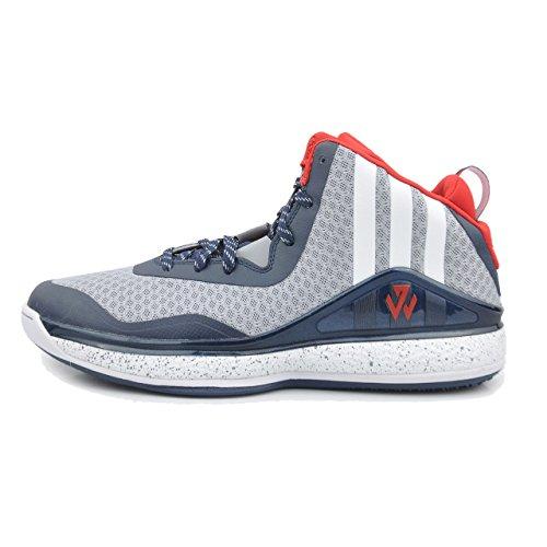 adidas J Wall 1 Basketball Schuhe John Navy, grau
