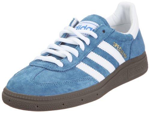 adidas Originals Handball Spezial 033620, Herren Low-Top Sneaker, Blau (Blue/Running White Ftw), EU 44 2/3