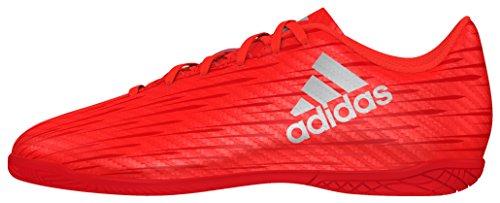 Adidas Jungen X 16.4 in Fußballschuhe, Orange (Solar Red/Silver Metallic/Hi-Res Red), 38 2/3 EU