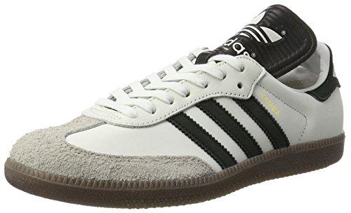 adidas Herren Samba Classic Og Mi Sneaker, Weiß (Vinwht/Cblack/gum5), 43 1/3 EU