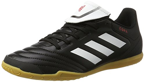 Adidas Herren Copa 17.4 in Fußballschuhe, Mehrfarbig (Core Black/Ftwr White/Core Black), 42 EU