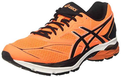 Asics Herren Gel-Pulse 8 Laufschuhe, Orange (Shocking Orange/Black/White), 47 EU