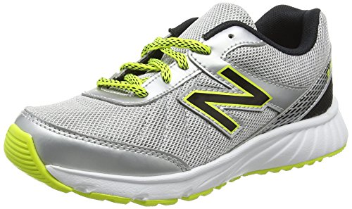 New Balance Unisex-Kinder 330 Laufschuhe, Grau (Heather Grey), 32 EU