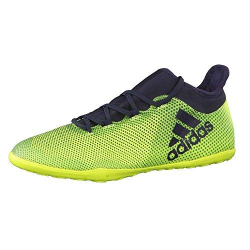 Adidas Herren X Tango 17.3 in Fußballschuhe, Mehrfarbig (Solar Yellow/Legend Ink F17/Solar Yellow), 41 1/3 EU