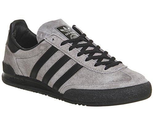 adidas , Herren Sneaker grün grün, grau – Solid Grey Black – Größe: 40 EU