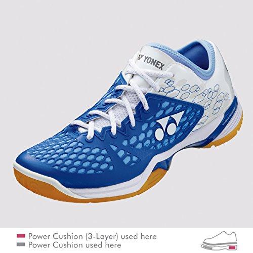 Yonex , Damen Badmintonschuhe, blau – hellblau – Größe: 38