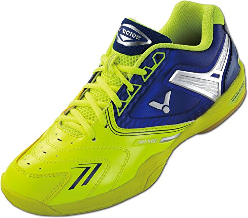 VICTOR Badmintonschuh SH-S80 Limited Edition yellow – Größe 43
