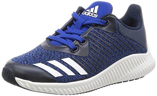 adidas Unisex-Kinder Fortarun K Laufschuhe, Blau (Croyal/Ftwwht/Conavy), 38 EU