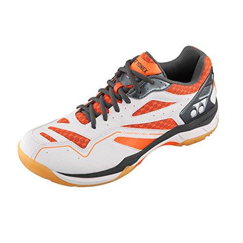 Yonex , Herren Badmintonschuhe, orange – neon-orange – Größe: 43